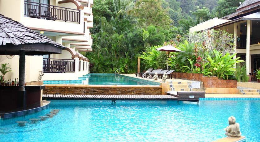 Krabi La Playa Resort Pool