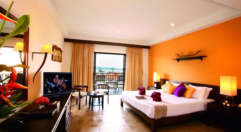 Krabi La Playa Resort Zimmer