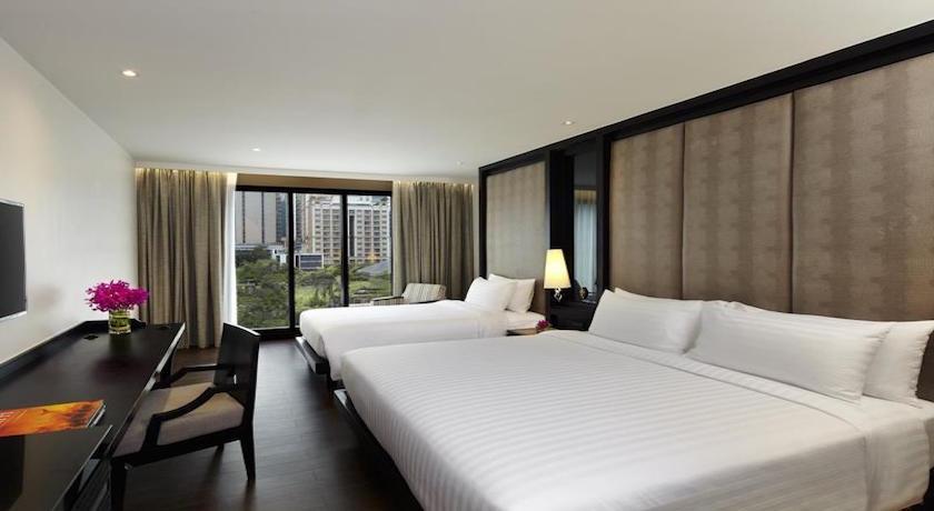 Mövenpick Hotel Sukhumvit 15 Bangkok Zimmer