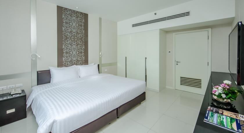 Mandarin Hotel Managed by Center Point Zimmer