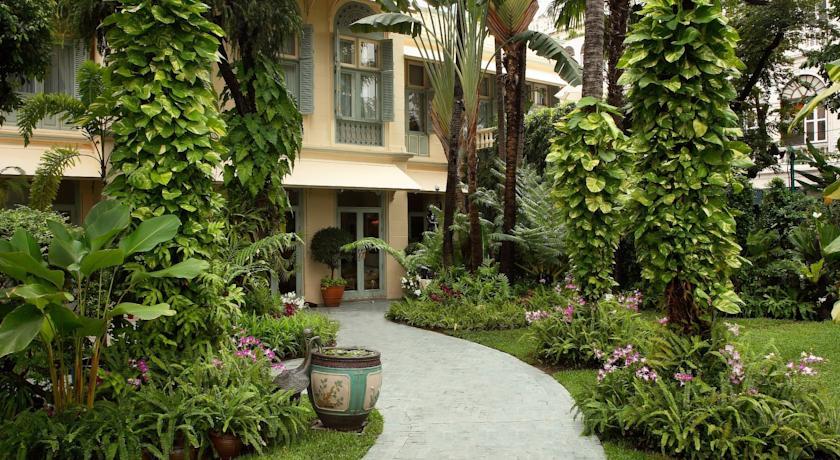 Mandarin Oriental Hotel1