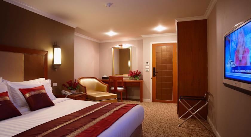 Nasa Vegas Hotel Zimmer