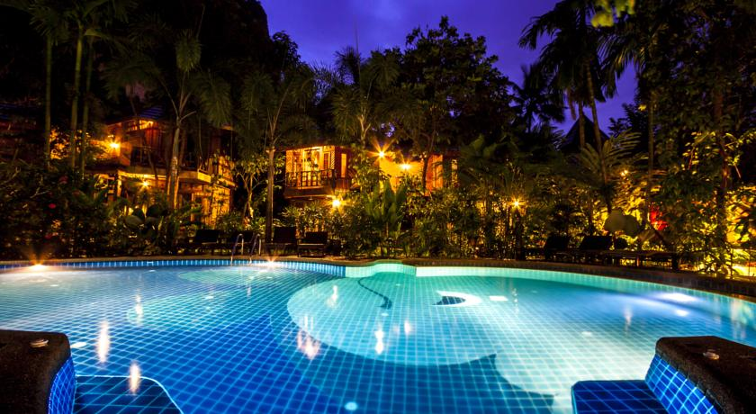 Phu Pha Aonang Resort & Spa Pool