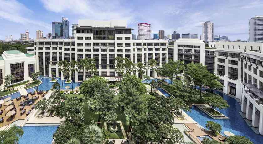 Siam Kempinski Hotel Bangkok Pool