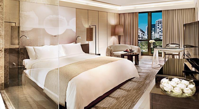 Siam Kempinski Hotel Bangkok Zimmer