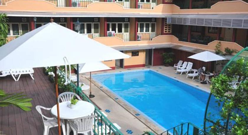 Swan Hotel 3