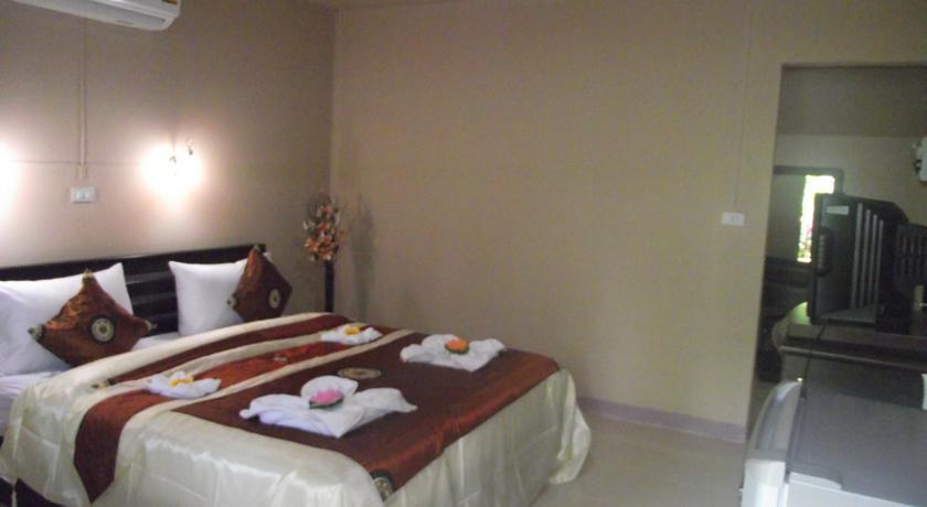 The Krabi Forest Homestay Zimmer