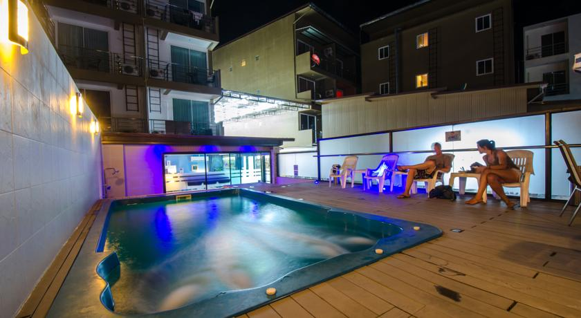 iCheck Inn Ao Nang Krabi Pool