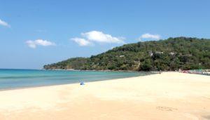 Karon Beach Schnorcheln Strand Phuket