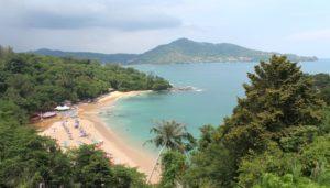 laem singh beach phuket 2 schnorcheln
