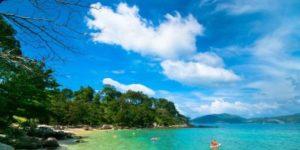 Paradise Beach Schnorcheln Phuket
