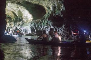 sea canoe cave