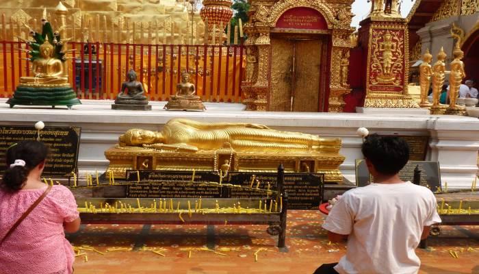 wat doi suthep tempel chiang mai