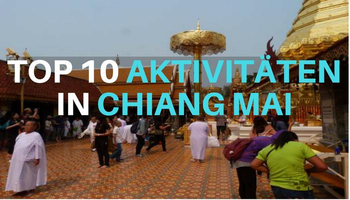 top 10 aktivitäten in chiang mai