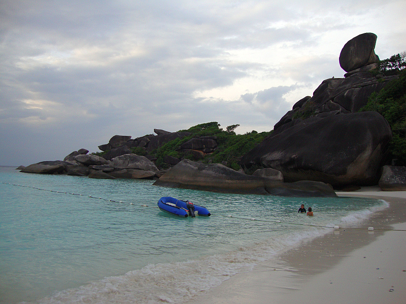 similan islands tauchen