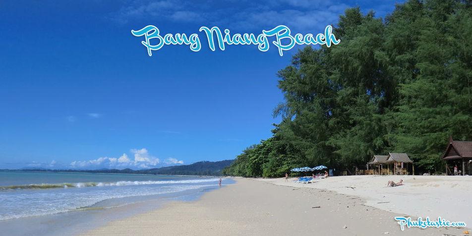 Bang Niang Beach Alle Infos zu Khao Laks Hauptstränden