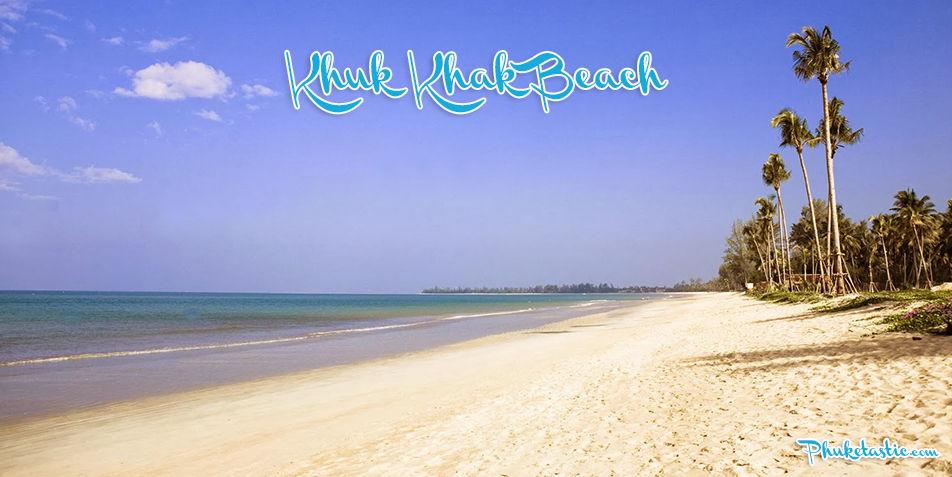 Khuk Khak Beach Alle Infos zu Khao Laks Hauptstränden
