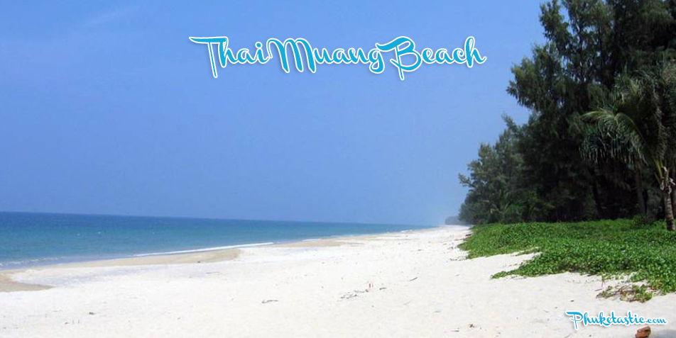 Thai Muang Beach Alle Infos zu Khao Laks Hauptstränden
