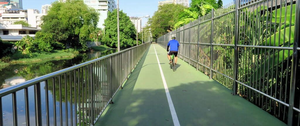 bangkok fahrradweg