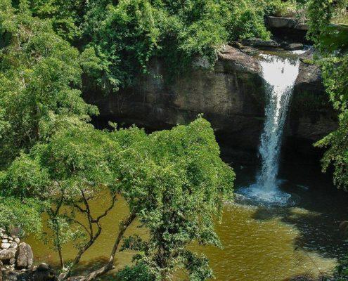 Bangtae Wasserfall