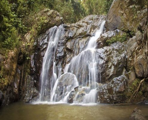 Kathu Wasserfall
