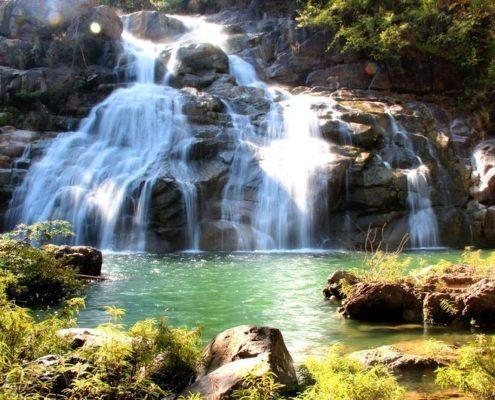 Ton Sai Wasserfall