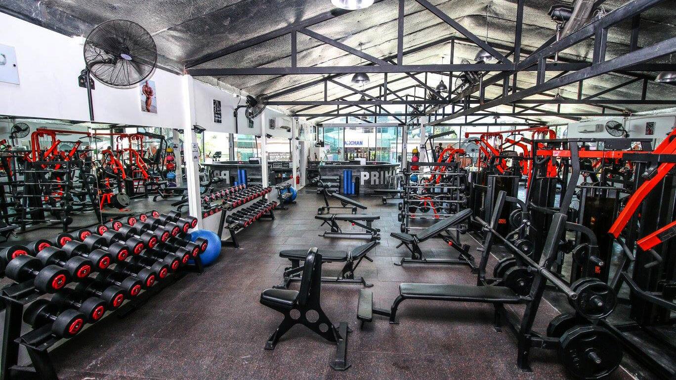 primal fitness studio chalong phuket