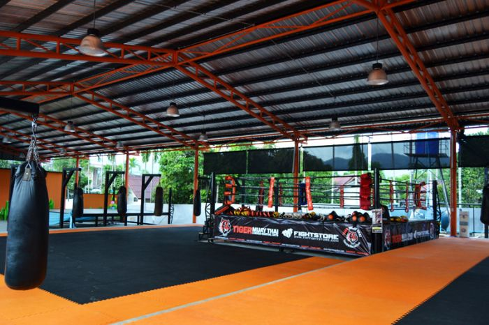 tiger muay thai phuket chalong