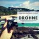 Drohne im Phuket Urlaub