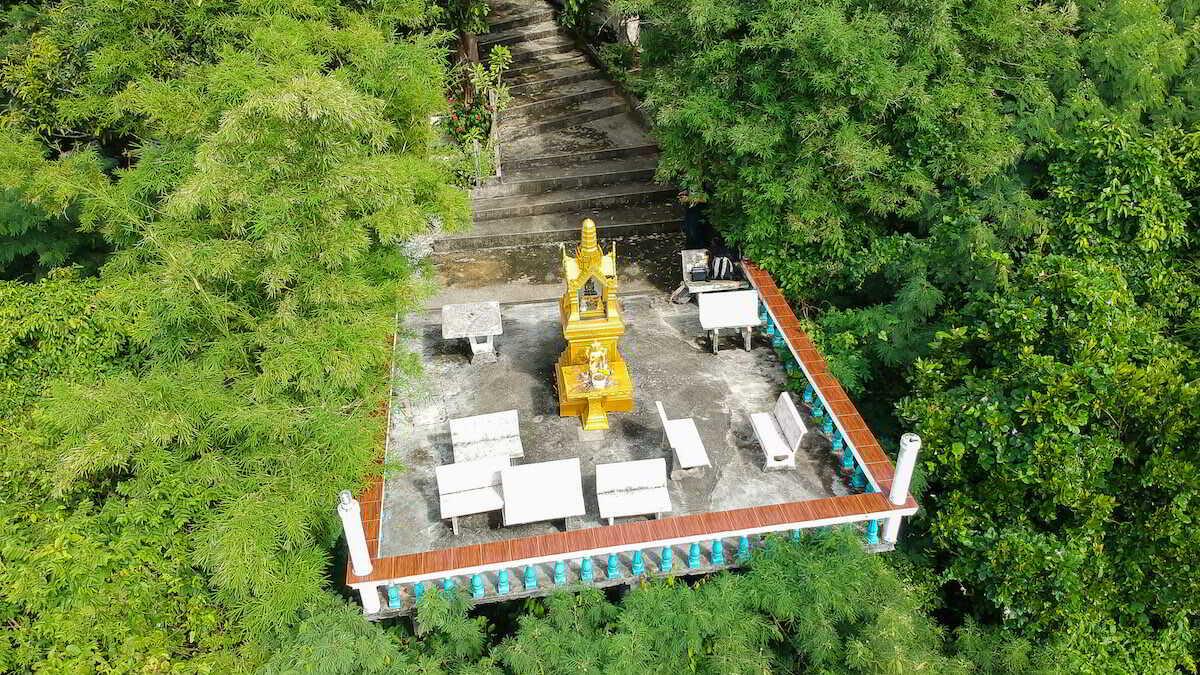 Laem Phromtep Tempel